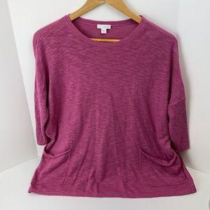 Pure Jill by J Jill lightweight sweater  X small